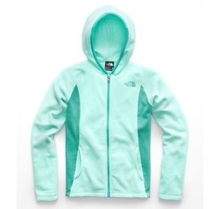The North Face Jackets & Coats - Northface glacier full zip hoodie XXS